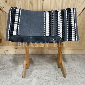"32"" Classic Equine Wool Top Saddle Pad"