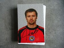 REVA - DYNAMO KIEV & UKRAINE GOALKEEPER - 10x15cm PHOTO ORIGINAL SIGNED