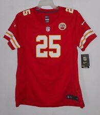 Nike On Field Kansas City Chiefs Women's XL Jersey Jamaal Charles NWT