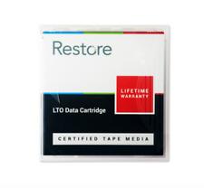 More details for lto 5 ultrium tape refurbished certified 100% lifetime warranty