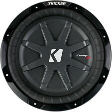"KICKER 40CWRT102 CAR 10"" 2 OHM COMPRT SHALLOW SUBWOOFER SUB WOOFER CWRT10 2OHM"