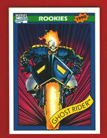 1990 Marvel Universe Series 1 Impel Ghost Rider #82 Copy A