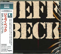 JEFF BECK-THERE AND BACK-JAPAN BLU-SPEC CD2 D73