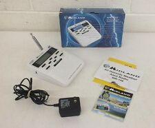Midland Wr-100 All Hazards Weather Alert Radio w/Ac Adapter in Retail Box Great