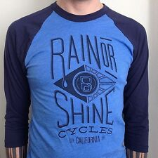Rain or Shine Cycles shirt American Apparel road fixed gear cyclocross MTB track