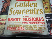 THE GREAT MUSICALS Golden Souveniers     CD