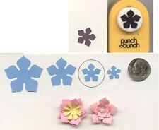 Small Bellflower Shape Paper Punch Formerly KIKYOU Scrapbook-Cardcraft-Quilling