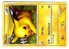 PROMO POKEMON CARD KIT TRAINER RAICHU N°  2/30 PIKACHU (Mint Condition)