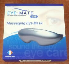 Eye Mate Audio Massaging Eye Mask Acupunture & Magnetic Therapy