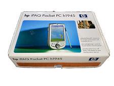 Hp iPaq H1945 Pocket Pc 2003 Operating System Profession Edition 64 Mb Ram
