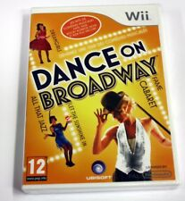 JEU Nintendo WII  DANCE ON BROADWAY    neuf