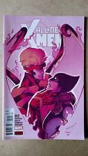 ALL NEW X-MEN #12 FIRST PRINT MARVEL COMICS (2016) X-23 WOLVERINE