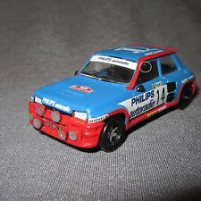 551D Heller Renault 5 Turbo # 14 Rally 1:43