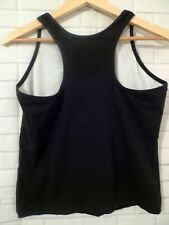 Black Athletic Works Stretch 2XL Workout Tank Top