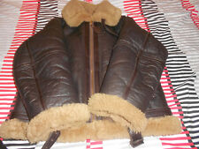 Irvin Sheepskin Flying Jacket (Aviation Leathercraft)