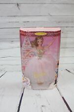 Mib 1996 Collector Edition Barbie As The Sugar Plum Fairy In The Nutcracker Doll