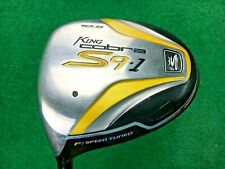 King Cobra S9-1 ST Driver 10.5* LH / 65g Fuji. MAX STIFF Flex / NEW GRIP /mm3406