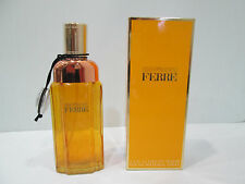 "PROFUMO  DONNA - EAU DE MATIN 100ml SPRAY   "" GIANFRANCO FERRE' ""  VINTAGE"