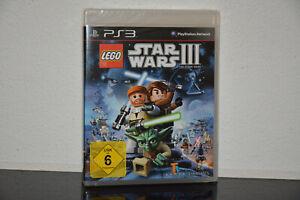 PS3 Spiel - Star Wars III 3 - USK 6 - NEU in Folie - TOP Spiel