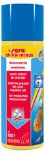 3er Pack sera pH/KH-minus, 3 x 100 ml