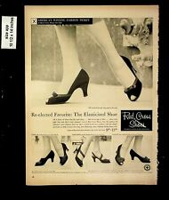 1956 Red Cross Shoes Women's Shoes Vintage Print Ad 9624