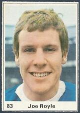 MARSHALL CAVENDISH TOP TEAMS 1971- #083-EVERTON-JOE ROYLE