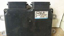2011 11 Mazda 3 2.5L ECM ECU Automatic Trans. L5F1 18 881C
