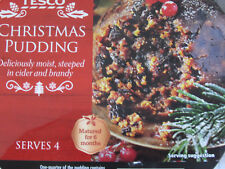 A Traditional British CHRISTMAS PUDDING 1 x 1lb (454g) Minimum 4 Servings