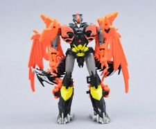 Transformers Prime Beast hunters Predaking Cyberverse Incomplete Dragon