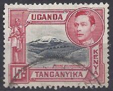 Kenya Uganda Tanganyika British Colony - K U T Colonia Britannica - Sc#72
