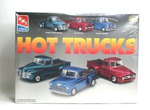 AMT Ertl Hot Trucks 1/25 Scale Plastic Model Kit 8114 New Sealed