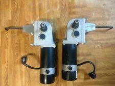 Left Right Motors & Gearboxes Pride Power Wheelchair M1P1006394 M1P M1P1006109