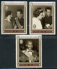 Burundi Scott #C140-C142 MNH Visit of King and Queen of Belgium CV$8+