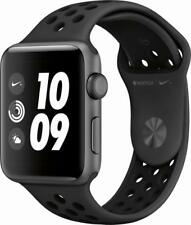 Apple Watch Gen 3 Series 3 Nike+ 42mm Space Gray Aluminum - Anthracite Sport