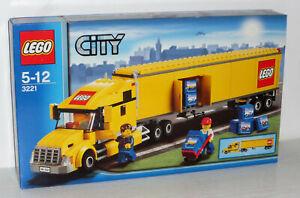 Lego City LEGO Truck 3221 neu/new