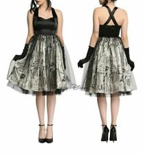 New American Horror Story Asylum Doctor Dress Fashion Collection In-Stock M