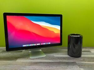 Mac Pro Late 2013 - Intel Xeon - 3.7GHz - 64GB RAM - 1TB SSD - D300 - Big Sur