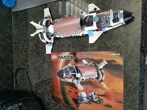 Lego Life on Mars (7315) Solar Explorer (Complete Set)
