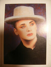 album PANINI 1988 SALUT les Copains 88 Immage Vignette Sticker n°31 BOY GEORGE