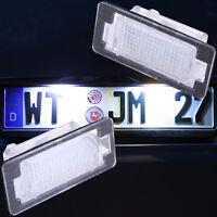 Set LED SMD Kennzeichenbeleuchtung passend für BMW 5er E39 E60 E61 [7101]