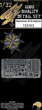 HGW 1:32 Hannover CI.II Interior for Wingnut Wings - PE Detail Set #132103