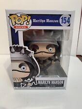 Funko Pop! Music Marilyn Manson: Marilyn Manson Vinyl Figure — Free Shipping