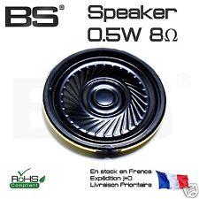 Haut parleur 0.5W 8Ω speaker ultra flat metal speaker waterproof etanche