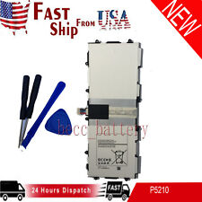 3.8V 6800mAh Battery for SAMSUNG Galaxy Tab 3 10.1, GT-P5200, GT-P5210; T4500E