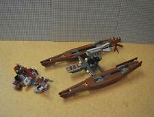 Lego Star Wars Episode III Wookiee Catamaran (7260) GLUED Read description