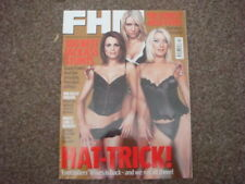 UK FHM MAGAZINE No 158 FEBRUARY 2003  FOOTBALLERS WIVES
