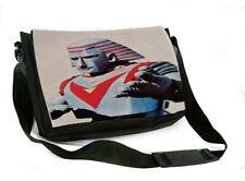 Giant Robot # 3  16'' Messenger/ laptop bag