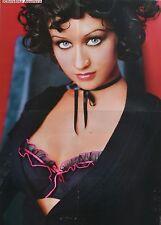 CHRISTINA AGUILERA - A2 Poster (XL - 42 x 55 cm) -Clippings Fan Sammlung NEU