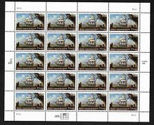 #3286 33c  Irish Immigration - MNH Sheet of 20