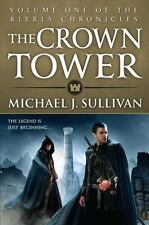 The Crown Tower (The Riyria Chronicles) by J. Sullivan, Michael